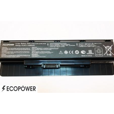 Asus A32-n56 EcoPower 6 celių 4400mah baterija