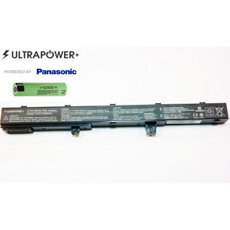Asus A41N1308 X451 X451CA X551 X551M X551CA UltraPower+ 4 celių 2900mah baterija