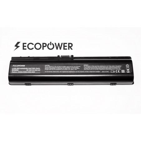 Hp HSTNN-DB31 HSTNN-iB31 pavilion dv2000 dv6000 EcoPower 6 celių 4400mah baterija