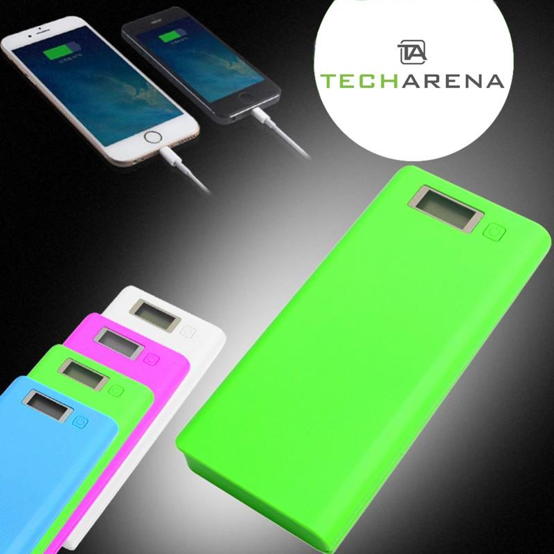 Galinga išorinė baterija (powerbank) Techarena 30000 mah