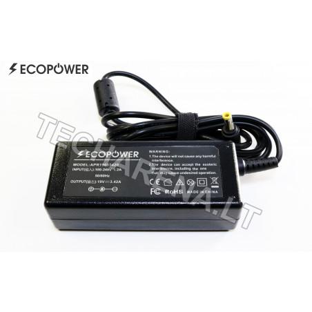 Asus 19v 3.42a  5.5*2.5 EcoPower įkroviklis 65w
