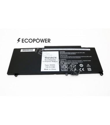 Dell 8V5GX G5M10 latitude E5450 E5550 EcoPower 4 celių baterija