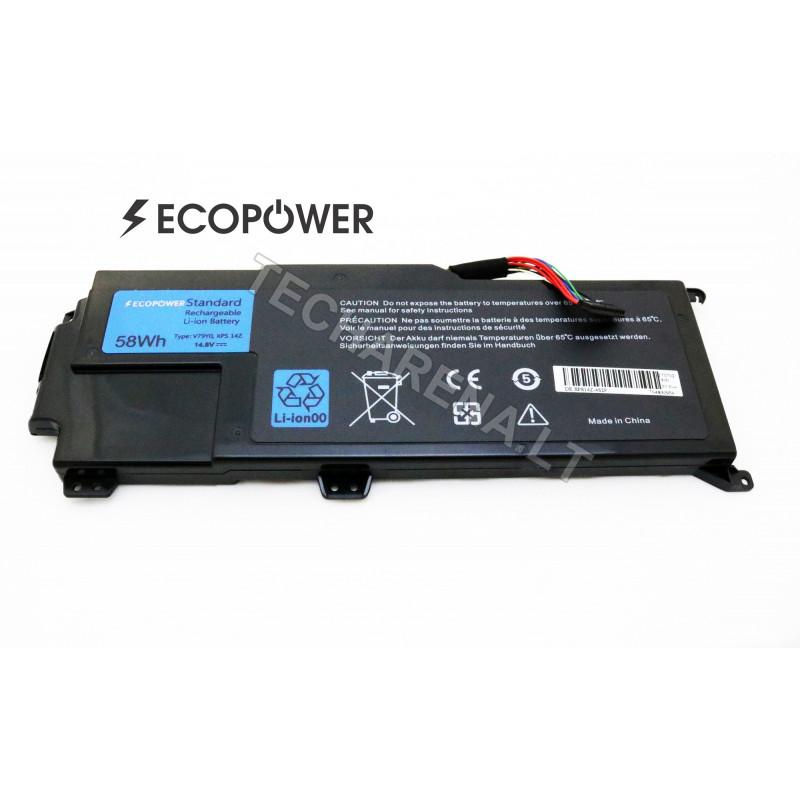 Dell V79Y0 XPS 14Z EcoPower 8 celių baterija