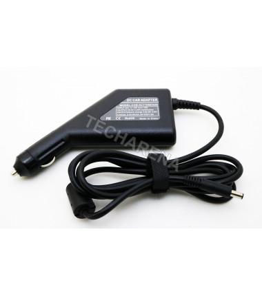 Dell 19.5v 3.34a 4.5*3.0 automobilinis įkroviklis 65w + USB