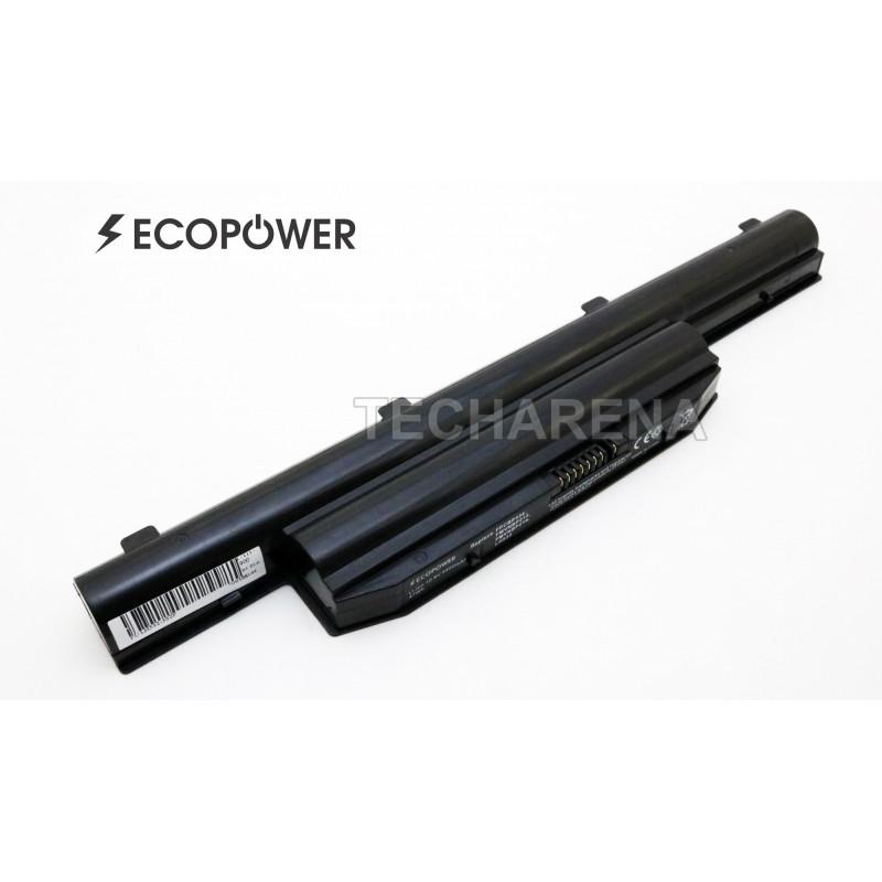 Fujitsu Lifebook lh532 FPCBP334 FMVNBP215 FMVNBP216 EcoPower 6 celių 4400mah baterija