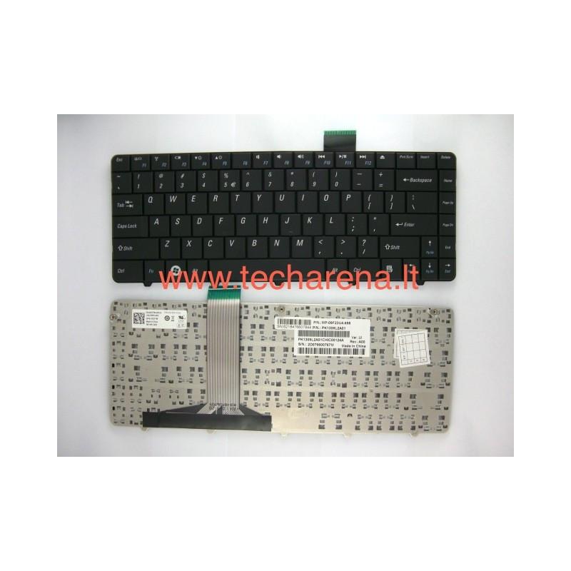 Dell Inspiron Mini 11 11z 1110 US klaviatūra