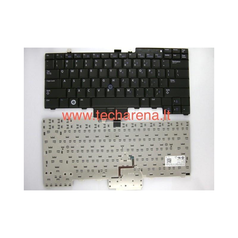 Dell Latitude E6400 E6410 E6500 E6510 klaviatūra