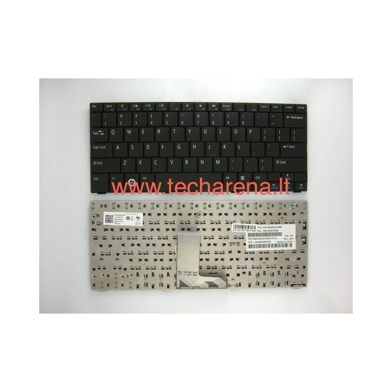 Dell Inspiron Mini 10 10V 1010 1011 US klaviatūra
