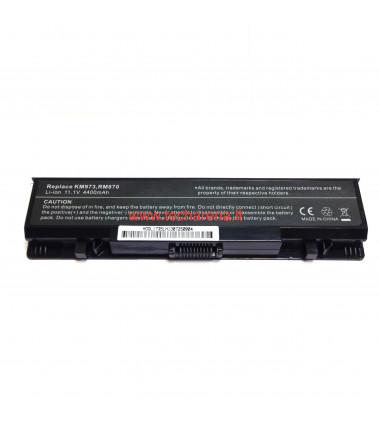 Dell studio 1735 1736 1737 KM973 pakaitinė 6 celių 4400mah baterija