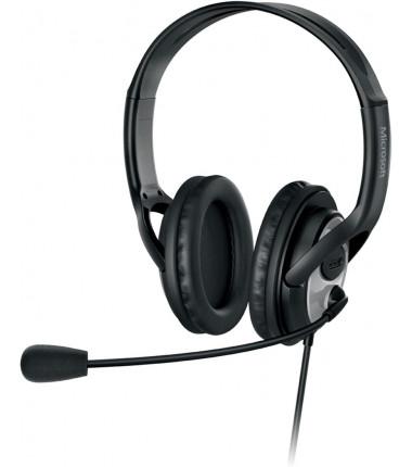 Ausinės MICROSOFT LifeChat LX-3000, juodos