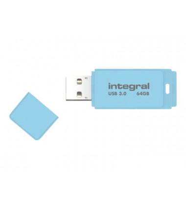 INTEGRAL PASTEL 64GB USB3.0 Blue Sky 3.0 80/10MB/s r/w