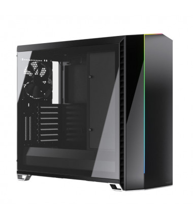 Fractal Design FD-C-VER1A-01 Vector RS - Blackout TG Side window, E-ATX, Power supply included No