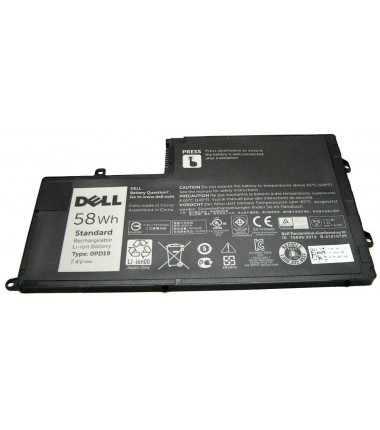 Dell 0PD19 TRHFF originali baterija 58Wh