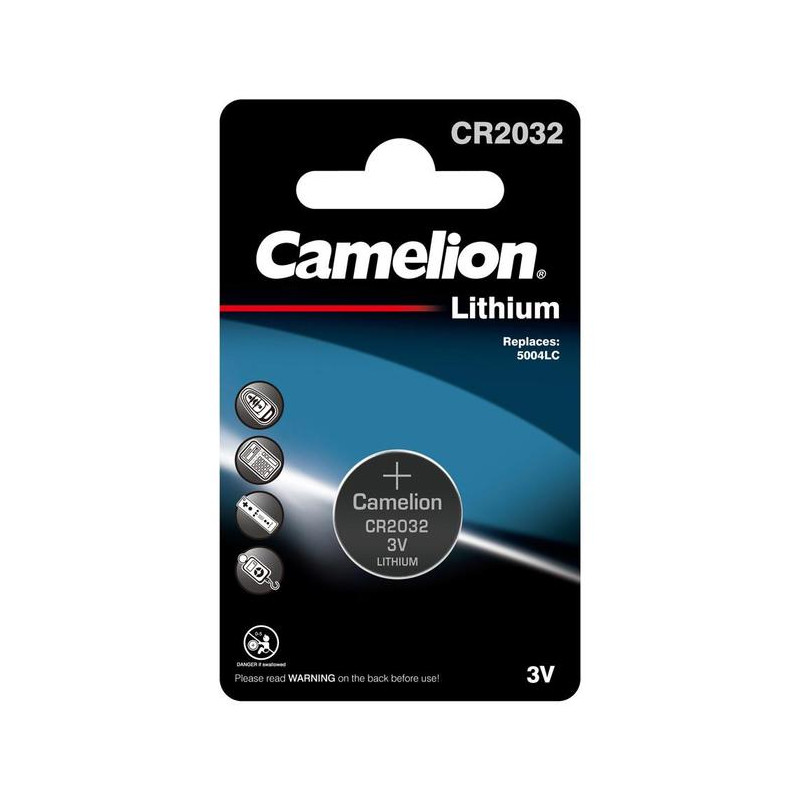 Camelion CR2032/5004LC