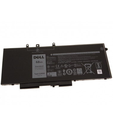 Dell GJKNX originali baterija 68Wh