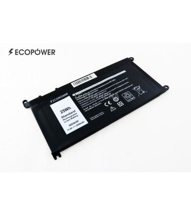 Dell WDX0R EcoPower 2200mAh baterija 25Wh