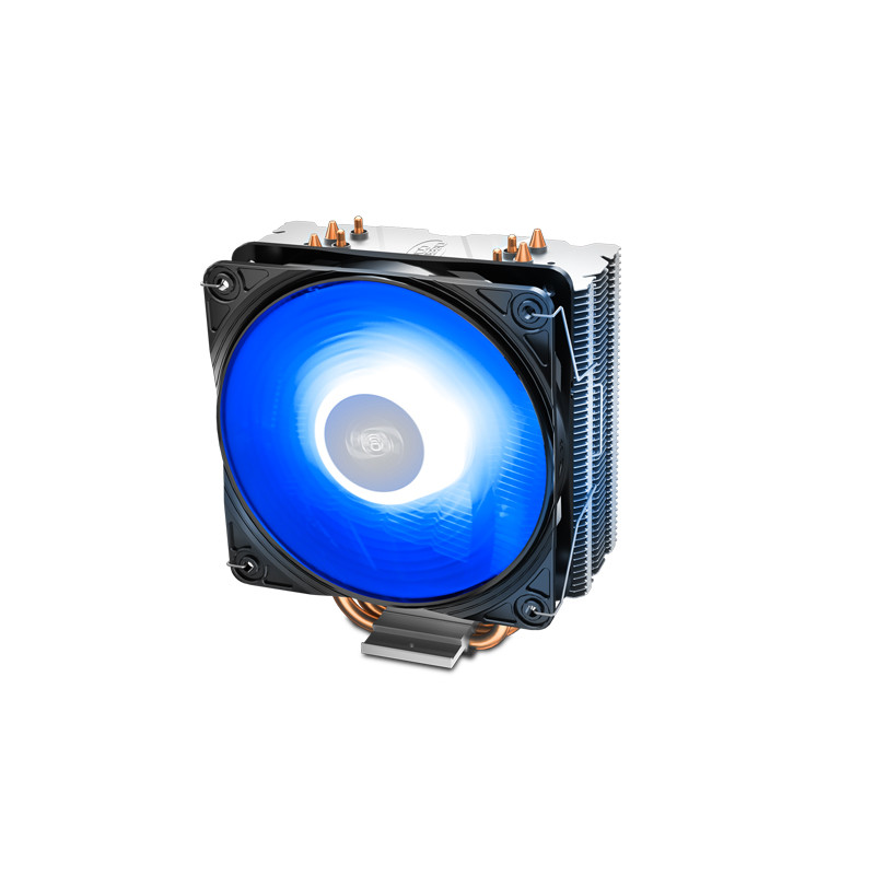 Deepcool Gammaxx 400 V2 Blue Intel, AMD, CPU Air Cooler