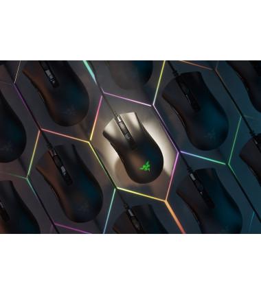 Razer DeathAdder V2 Mini, Gaming Mouse, Optical, RGB LED light, Optical mouse