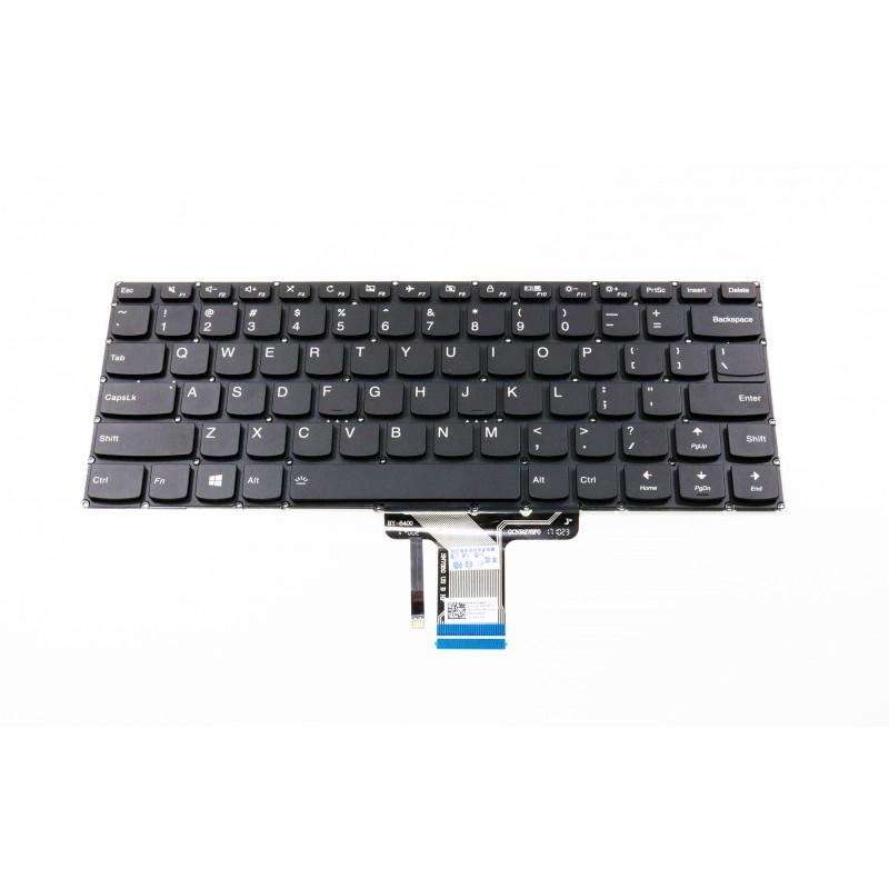 Lenovo IdeaPad 710S-13IKB 710S-13ISK US klaviatūra su pašvietimu