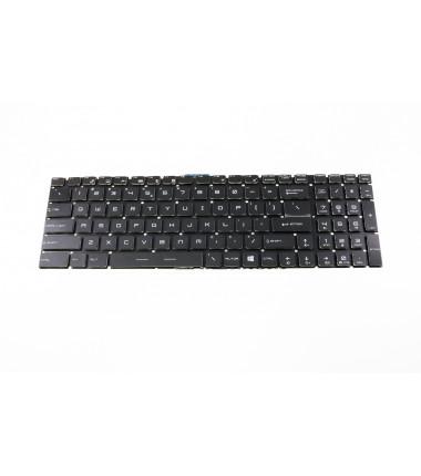 MSI GT72VR US klaviatūra