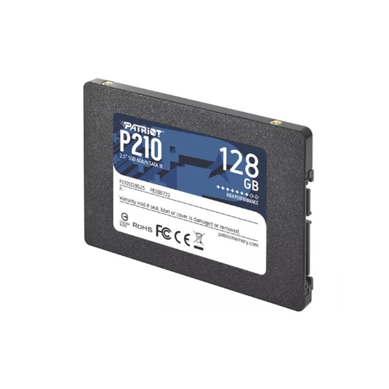 PATRIOT P210 128GB SATA3 2.5inch SSD