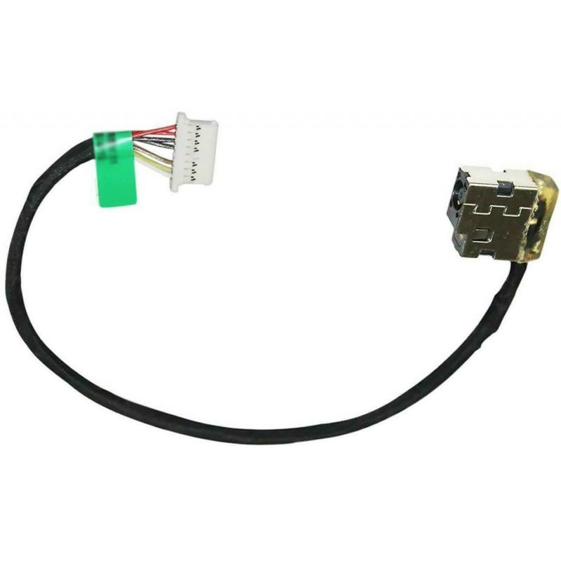 HP 250 G6 maitinimo lizdas su kabeliu