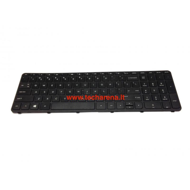 HP Pavilion 15-A 15-E 15-G 15-H 15-N 15-R 15-S serijos US klaviatūra