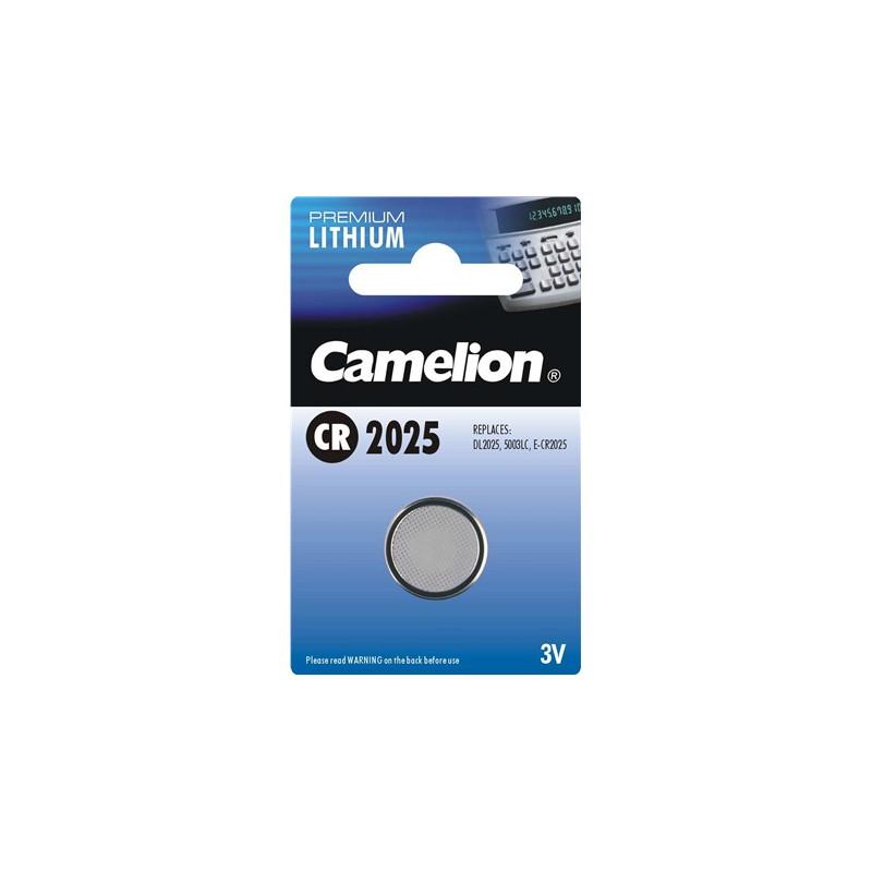 Camelion Lithium button cell 3v (CR2025)