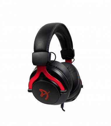 Arozzi Gaming Headset Aria 3.5mm, Red