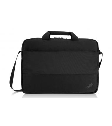 """Lenovo Basic Topload Case Fits up to size 15.6 """", Black, Shoulder strap, Polybag"""