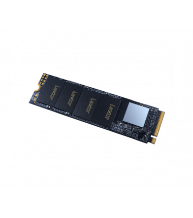 Lexar NVMe SSD LNM610 1TB GB, SSD form factor M.2 2280, SSD interface PCIe Gen3x4, Write speed 1600 MB/s, Read speed 2100 MB/s