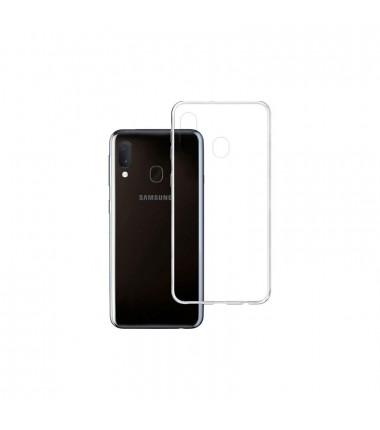3MK For Samsung Galaxy A71, TPU, Transparent, Clear phone case