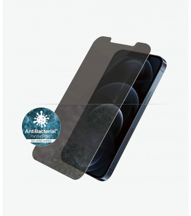PanzerGlass Apple, For iPhone 12 Pro Max, Tempered Glass, Transparent, Privacy glass, 6.7 ""