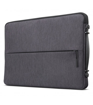 """Lenovo Business Casual Sleeve Case 4X40Z50944 Fits up to size 14.5 x 9.8 x 1.1 """", Charcoal Grey, 14 """""""