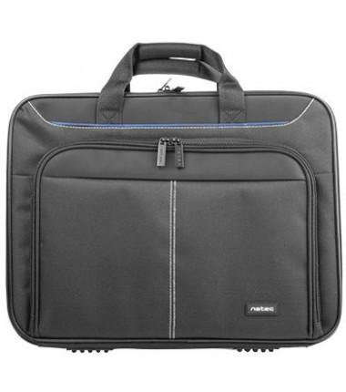 Kompiuterio krepšys NATEC DOBERMAN 17,3'', juodas