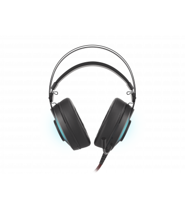 Genesis Gaming Headset Neon 600 Built-in microphone, Black, Headband/On-Ear