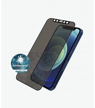 PanzerGlass Apple, For iPhone 12 mini, Glass, Black, Privacy glass
