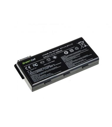 MSI BTY-L74 BTY-L75 GC 6 celių 4400mAh baterija