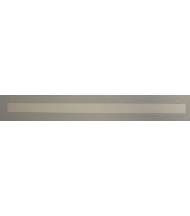 Lipdukas klaviatūrai, LT, baltos raidės, juostelė