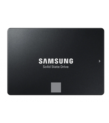"Samsung SSD 870 EVO 1000 GB, SSD form factor 2.5"", SSD interface SATA III, Write speed 530 MB/s, Read speed 560 MB/s"