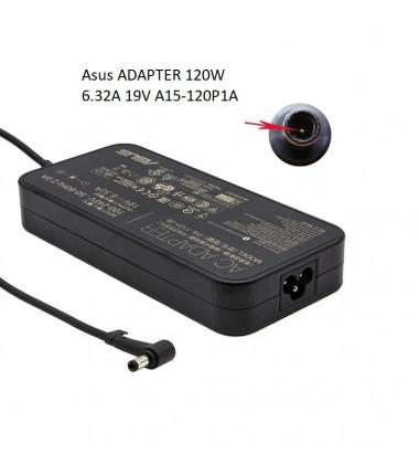Asus A15-120P1A 19v 6.32 4.5*3.0 originalus įkroviklis 120w