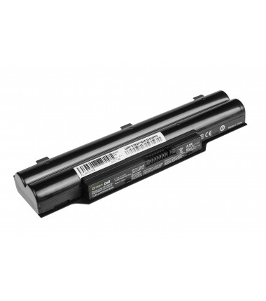 Fujitsu A532 AH532 FMVNBP213 FPCBP331 GC 6 celių 4400mAh baterija