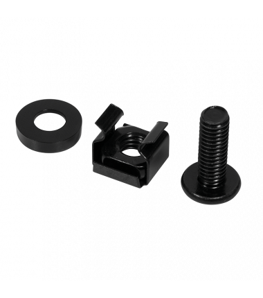 Logilink Mounting set M6 AC116 Black