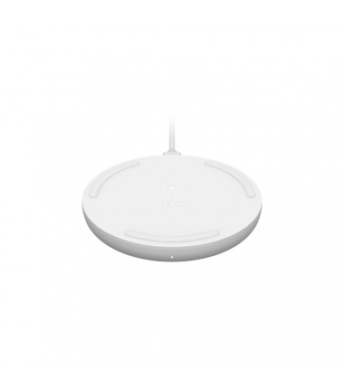 Belkin Wireless Charging Pad with PSU & Micro USB Cable WIA001vfWH White