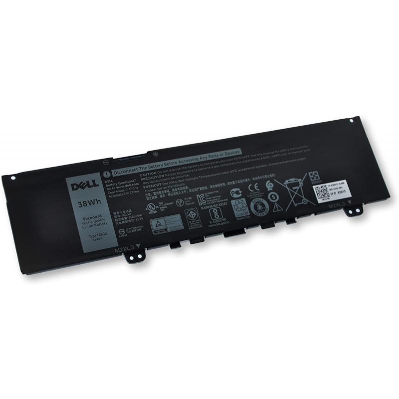 Dell F62G0 originali baterija 38Wh