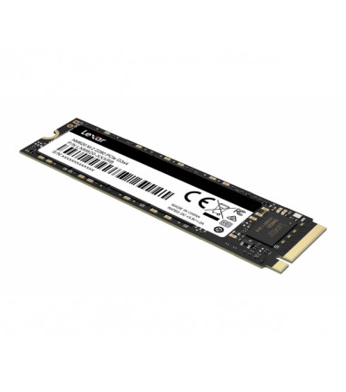 Lexar SSD NM620 256 GB, SSD form factor M.2 2280, SSD interface PCIe Gen3x4, Write speed 1300 MB/s, Read speed 3000 MB/s