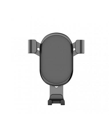 "ColorWay Metallic Gravity Holder For Smartphone Black, 6.5 "", Adjustable, 360 °"