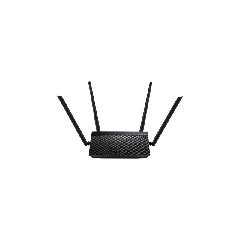 Asus Dual-Band Wi-Fi Router AC750 RT-AC51 802.11ac, 300+433 Mbit/s, 10/100 Mbit/s, Ethernet LAN (RJ-45) ports 4, Mesh Support No