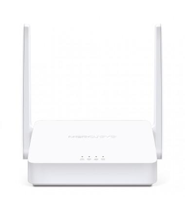 Mercusys Multi-Mode Wireless N Router MW302R 802.11n, 300 Mbit/s, 10/100 Mbit/s, Ethernet LAN (RJ-45) ports 2, Antenna type 2xFi