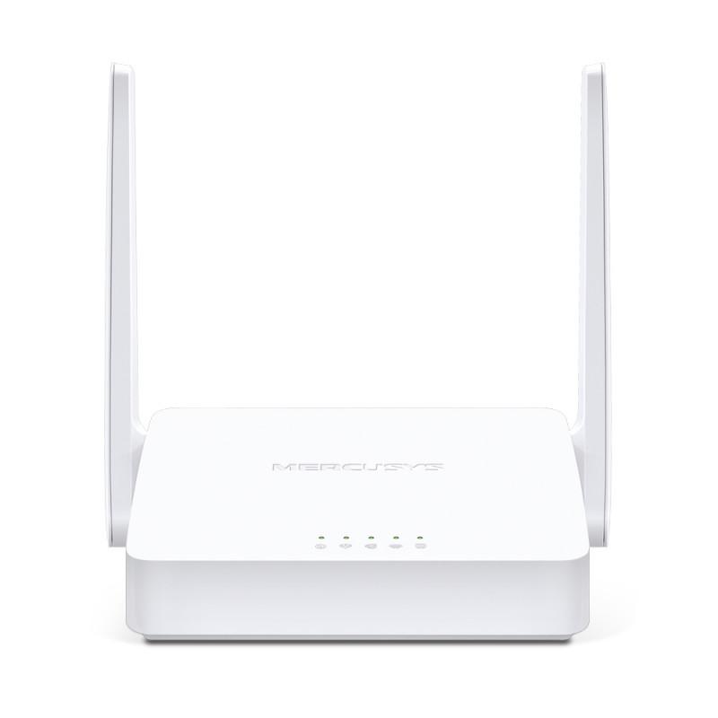 Mercusys Wireless N ADSL2+ Modem Router MW300D 802.11n, 300 Mbit/s, 10/100 Mbit/s, Ethernet LAN (RJ-45) ports 3, Antenna type  2